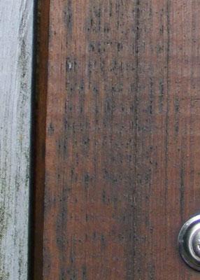 lasur entfernen am gartenzaun recht